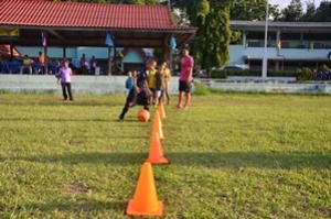 โครงการกีฬาเสริมสร้างทักษะกีฬาตาบลจระเข้หิน ประจำปีงบประมาณ 2559 กองทุนหลักประกันสุขภาพระดับท้องถิ่น เทศบาลตำบลจระเข้หิน