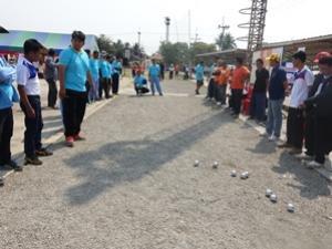 กิจกรรมการแข่งขันกีฬาท้องถิ่นครบุรีสัมพันธ์ ครั้งที่ 7 ประจำปี 2560 ระหว่างวันที่ 22-24 กุมภาพันธ์ 2560