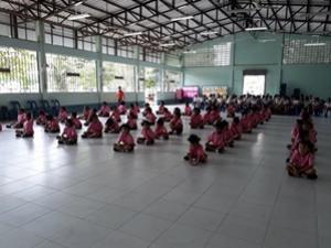 โครงการกายบริหารเพื่อสุขภาพ