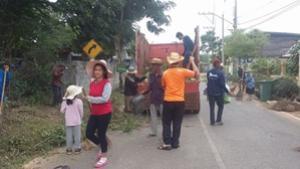โครงการชุมชนสะอาด ปลอดโรค หมู่ที่ 2