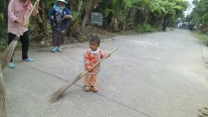 โครงการชุมชนสะอาด ปลอดโรค หมู่ที่ 3