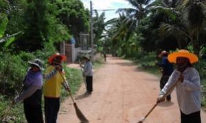โครงการชุมชนสะอาด ปลอดโรค หมู่ที่ 4
