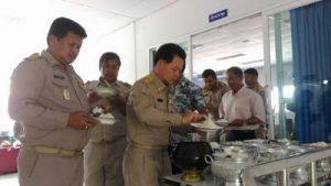โครงการจัดงานวันเทศบาล ซึ่งตรงกับวันที่ 24 เมษายน ของทุกปี ณ สำนักงานเทศบาลตำบลจระเข้หิน