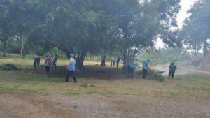 โครงการชุมชนรณรงค์ร่วมควบคุมโรคไข้เลือดออกในเขตพื้นที่เทศบาลตำบลจระเข้หิน