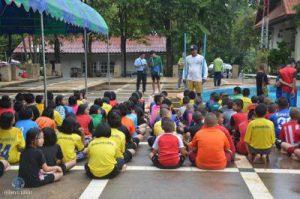 โครงการเด็กไทยปลอดภัย ไม่จมน้ำ