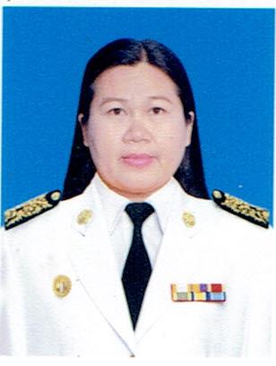 นางสาวบังอร ลิบกระโทก รองนายกเทศมนตรีตำบลจระเข้หิน 0872439105